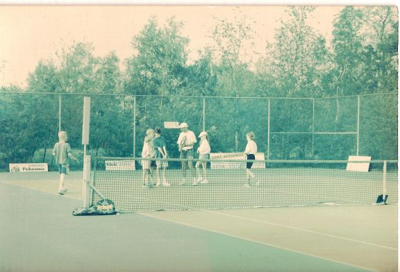 Tennislessen 2019